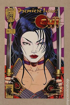 Shi The Way of the Warrior #1 1994 VF- 7.5