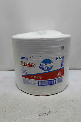 Wypall 34955 X60 Wipers 1100 Sheet Roll
