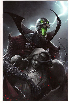 SPAWN #280 FRANCESCO MATTINA LTD 666 VIRGIN VARIANT McFARLANE NM-