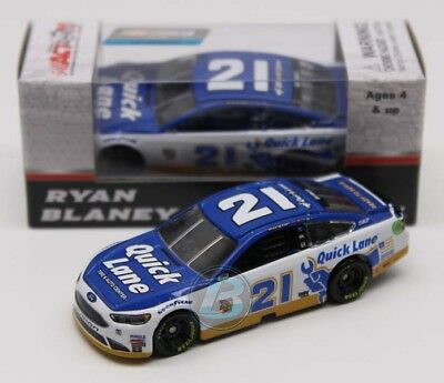 2017 RYAN BLANEY #21 Quick Lane 1:64 Action Diecast In Stock Free Shipping