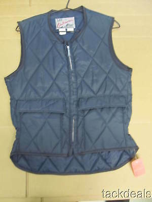 New Vintage Lee Outerwear Quilted Vintage Medium Vest Down