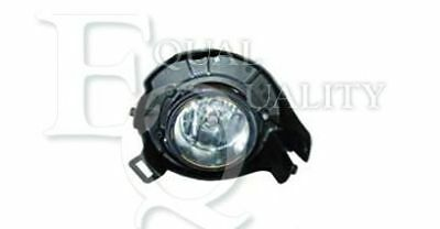 PF0514D EQUAL QUALITY Fendinebbia anteriore Dx NISSAN NAVARA (D40) 2.5 dCi 4WD 1