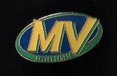 "Horse Racing Moonee Valley Race Club Badge ""Valley People"""
