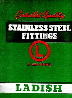 Ladish Stainless Steel Fittings Catalog 1958