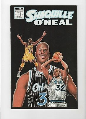 Shaquille O'Neal 1 NM