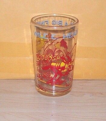Wile Coyote & Road Runner Glass