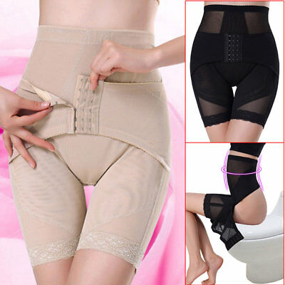 d60d1d47d6796 Women Body Shaper Control Slim Tummy Corset High-Waist Shapewear Panty  Underwear