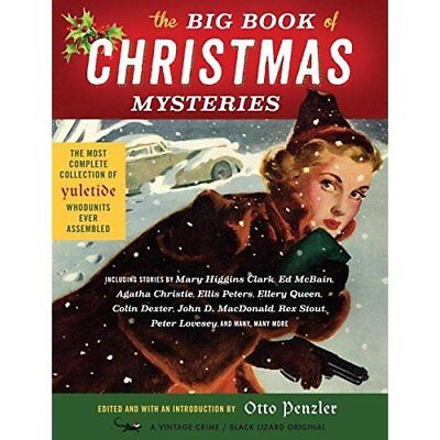 The Big Book of Christmas Mysteries - Paperback NEW Penzler, Otto 2013-12-01