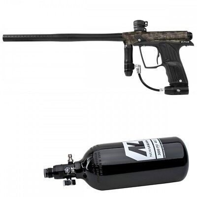 Paintball Markierer Planet Eclipse ETHA LT inkl. 0,8 Liter HP Sytem - HDE Earth