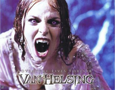 VAN HELSING - 2004 - complete 8 Card Lobby Set - HUGH JACKMAN, KATE BECKINSALE