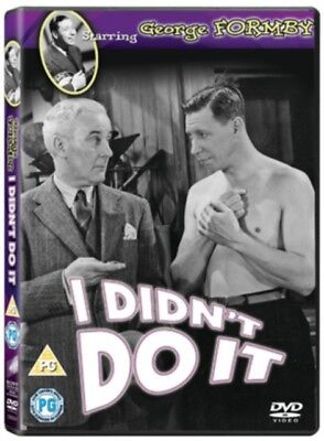 I Didnt Do It DVD Nuovo DVD (CDR26547)