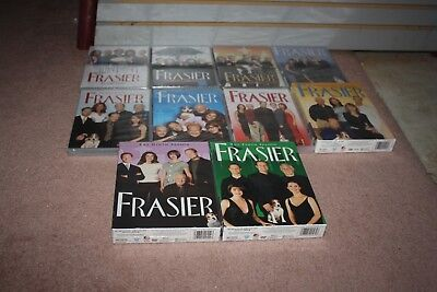 Frasier: The Complete Series DVD *Brand New Sealed*