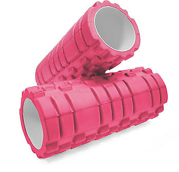 More Mile The Beast Foam Roller- Pink