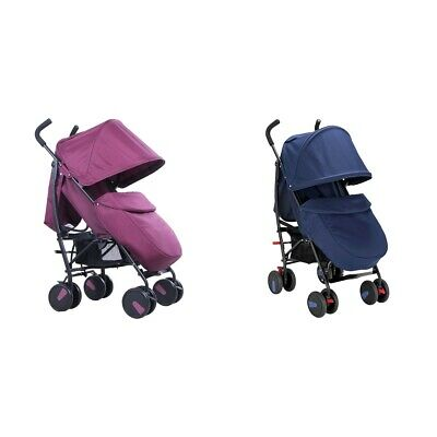 Cuggl Maple Pushchair - Choice of Blue / Pink.