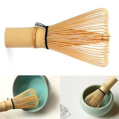 Ceremony Bamboo Chasen Japanese Green Tea Whisk for Preparing Matcha Powder BDAU