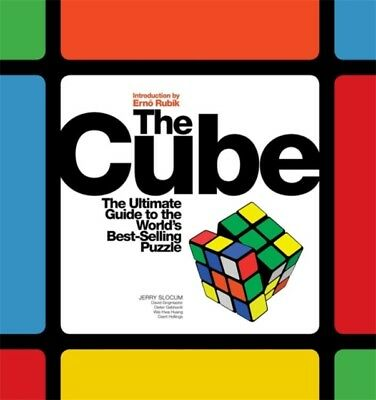 The Cube: The Ultimate Guide to the World's Best-Selling Puzzle: ...