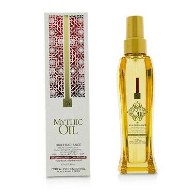 L'Oreal Professionnel Mythic Oil Radiance Oil with Argan & Cranberry Oils 100ml