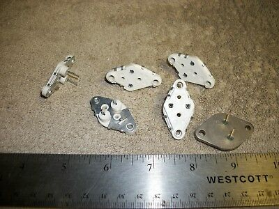 Lot Of 10- Hh Smith Power Transistor Sockets  S