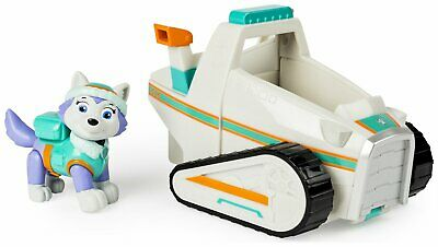 PAW Patrol Everest's Snowmobile Pup & Vehicle.