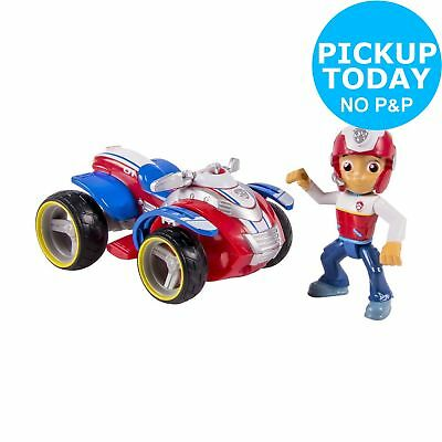 PAW Patrol: Ryder's Rescue ATV Pup & Vehicle