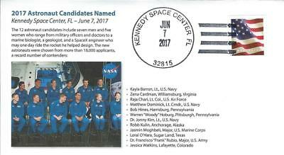 2017 Astronaut Candidates Named Kennedy Space Center 7 June