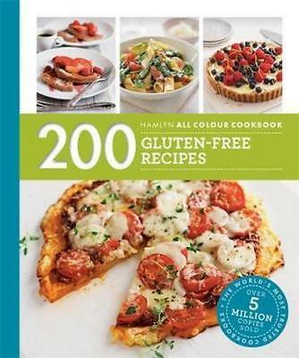 NEW 200 Gluten-Free Recipes By Louise Blair Paperback Free Shipping
