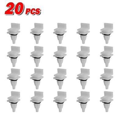 80pcs Rocker Panel Moulding Clips Retainer Fastener for Cadillac Escalade EXT