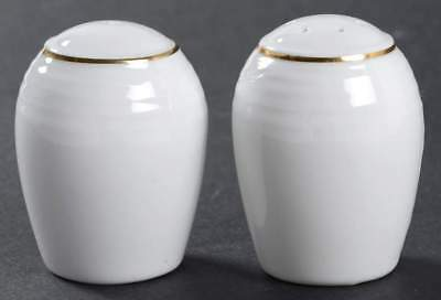 Noritake ARCTIC GOLD Salt & Pepper 1258819