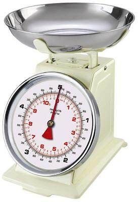 Retro Mechanical Kitchen Scales - BRIGHTS
