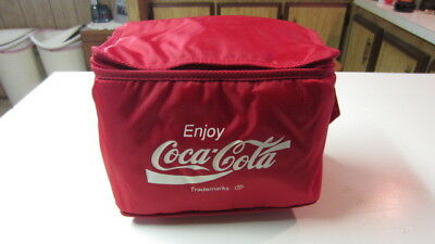 Enjoy Coca-Cola Collapsible 6 Pack Cooler