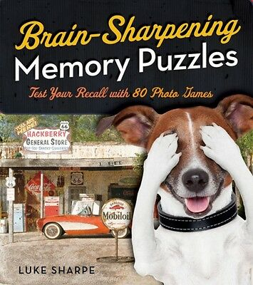 Brain-Sharpening Memory Puzzles: Test Your Recall with 80 Photo G...