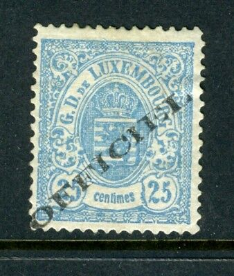 #o35 25c OFFICIAL (Mint HINGED) cv$550.00