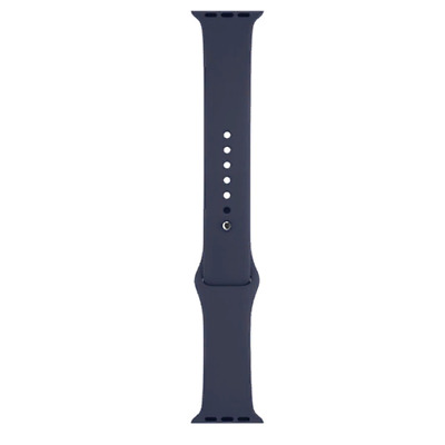 Apple Watch Sport Band 42mm, Midnight Blue, Stainless Steel Pin MLL02ZM/A