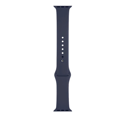 Apple Watch Sport Band 38mm, Midnight Blue, Stainless Steel Pin MLKX2ZM/A