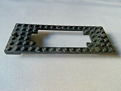 Lego Spares 50955//6106304 /& 50956//6106305 Black Wedge 10x3 Left /& Right
