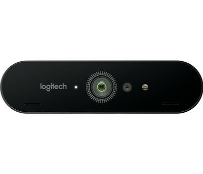 Logitech BRIO STREAM USB 3.0 Schwarz Webcam (960-001194)