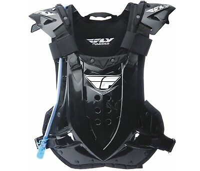 FLY Racing Ready To Ride Roost Guard with Hydration Pack