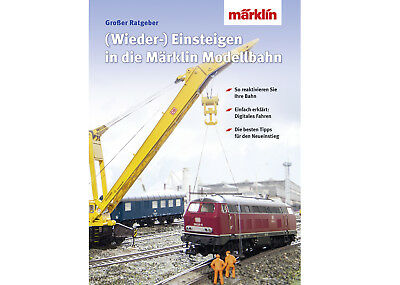 "Märklin 03070 Book "" wiedereinsteigen/Umsteigen on the Digital Model Railway """