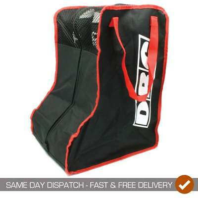 DRC Motocross MX Enduro Trials Motorcycle Motor Bike Boot Bag With Handles