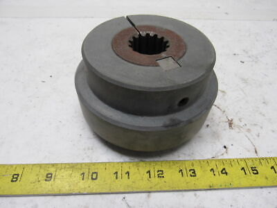 "Magnaloy M500 A1412 Splined SAE C Hub Coupling 1-1/4"" Bore"