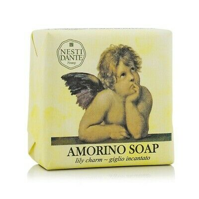 Nesti Dante Amorino Soap - Lily Charm 150g Bath & Shower