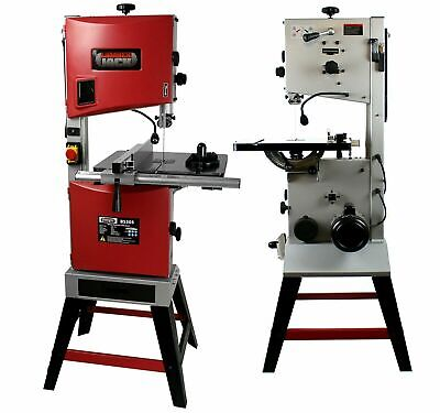 12 Inch Bandsaw 240v With Woodworking Blade and Cast Table Top
