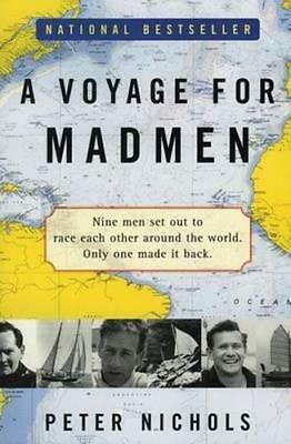 NEW A Voyage For Madmen By Peter Nichols Paperback Free Shipping