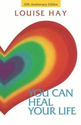 NEW You Can Heal Your Life By Louise Hay Paperback Free Shipping