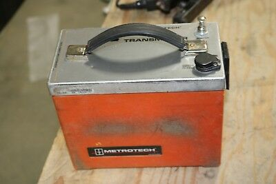 Metrotech 810 Pipe and Cable Locator Transmitter