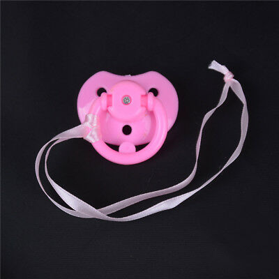 Doll Accessories Pacifier For 43cm Baby Born Zapf Doll Reborn Doll HF