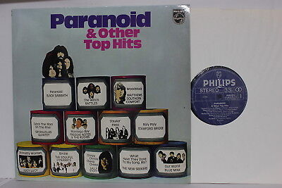Various - Paranoid & Other Top Hits - LP D - Philips 6300 021