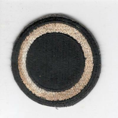 WW 2 US Army 1st Corps Patch Inv# Y603