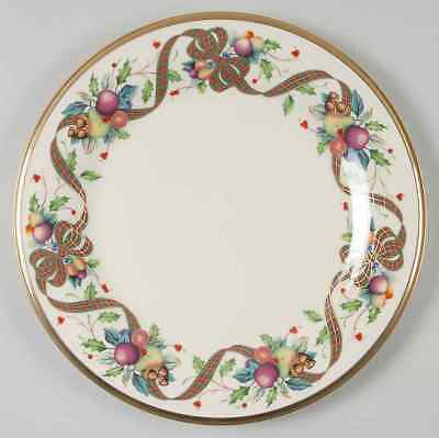 Lenox HOLIDAY TARTAN Dinner Plate (Imperfect) 7517687