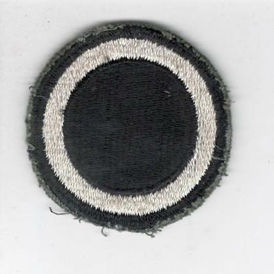 WW 2 US Army 1st Corps Patch Inv# Y609